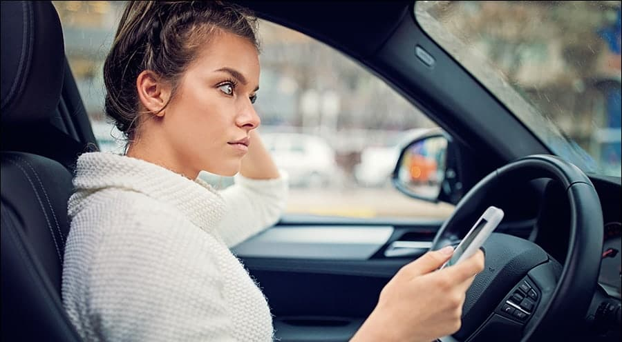 Oklahoma City Distracted Driver Accident Lawyers
