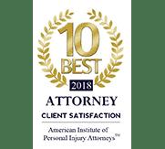 10 Best Attorneys 2018