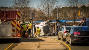 Reasons for the Severity of Truck Crashes